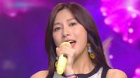 Apink吴夏荣solo出道音乐银行新舞台,清新活泼的夏日哈勇