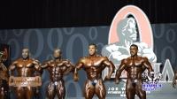 2019奥林匹亚|男子健美212磅级第一轮叫出