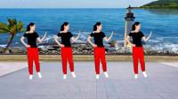 广场舞《漂亮的九妹》最近又被跳火了 这个版本你会跳吗 青春活力