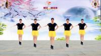 阳光美梅原创广场舞【野花香 】动感32步-正背面附教学-编舞:美梅