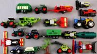 展示工程车拖车玩具