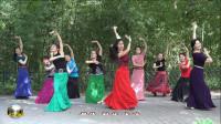 紫竹院广场舞《今夜我家有聚会》,正在学习的一支舞