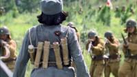 鬼子在女兵身上绑了炸弹,自认为天衣无缝,谁知女兵转身跑向鬼子