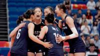 三连胜!中国女排3-0击败俄罗斯 迎来世界杯完美开局