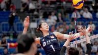 三连胜!中国女排3-0俄罗斯 朱婷22分荣膺得分王