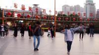 西宁市中心广场锅庄舞(108)西宁锅庄03