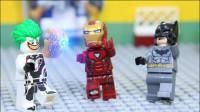 定格动画:乐高复仇者联盟 - 钢铁侠的太空石被盗