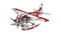 LEGO乐高积木玩具科技机械组系列42040消防飞机套装速拼