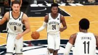【布鲁】NBA2K20王朝模式:篮网交易加里纳利!欧文杜兰特新帮手!