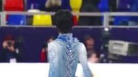 【羽生结弦·太美了!】国际滑冰总会花式滑冰大奖赛-俄罗斯站 ISU Grand Prix of Figure