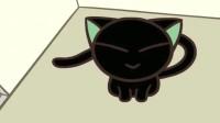 """《罗小黑战记》:小黑的艰难""""逃亡""""之路,一只猫的尊严荡然无存!"""