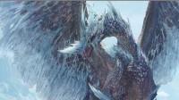 怪物猎人世界:冰原弓箭单刷冰咒龙