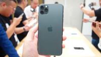 苹果iPhone 11 Pro现场上手体验视频:浴霸三摄,真香打脸机?
