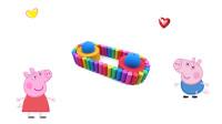 乐享形状乐园教你用彩泥制造彩虹传送带