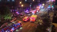 美国首都街头突然响起枪声!至少6人中枪 大批警力紧急到场
