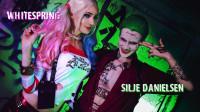 美妆Cosplay秀:哈莉奎茵和小丑在一起CP感爆棚!