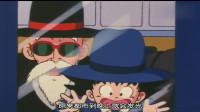 龙珠:武道大会开始报名了,悟空乡下人进城,原来世界上有这么多人呀