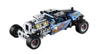 LEGO乐高积木玩具科技机械组系列42022复古跑车套装速拼