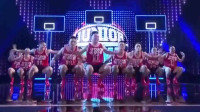 美国达人秀:菲律宾高跟鞋男孩,升级舞蹈难度,台下评委都嗨了!