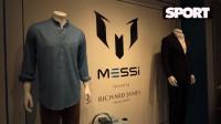 梅老板今日推出他的服装品牌,正式进军时尚界!