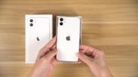 5499的iPhone 11开箱测评,对比iPhone XR,这次信号有救了?