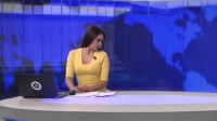 俄罗斯美女新闻直播突发意外,收视率却瞬间暴增,开了外挂?
