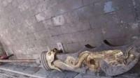 洛阳关羽墓被打开,考古专家发现一物,当地人:我们竟错拜上千年