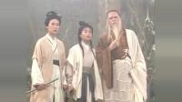老顽童三人未免是金轮法王的对手,他招招都在让他们