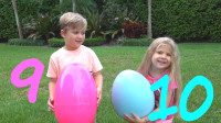 萌娃小可爱们在玩耍的同时也学到了知识,爸爸的这个办法真是棒棒哒!—萌娃:真有趣呀!
