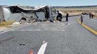 美国警方:一辆满载讲中文游客大巴出车祸 至少4死