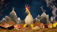 世界上是先有鸡还是先有蛋?鸡族穿越回100亿年前查找真相