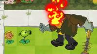 植物大战僵尸动画短片:大哥被炸伤 小弟们一起来报仇