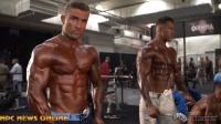 2019奥林匹亚|男子健体选手们的台下与幕后 Part2