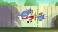 四川话猫和老鼠:狗撵摩托不懂科学,那猫开飞机呢?肚儿都笑痛了