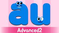 英语自然拼读法-au | HELLO凯利ABC