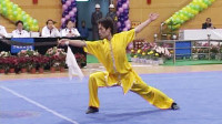 2005年第十届全运会男子武术套路预赛 男子刀术 006 刘健庚(青海)