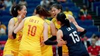 2019女排世界杯 中国vs喀麦隆(全场中文)