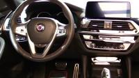 内饰感觉有些平淡,2020款 宝马 Alpina XD4 Allrad