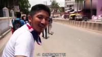 冒险雷探长:外国人看到中国小伙子的做法,都竖起了大拇指!