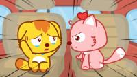 猫小帅故事 第546集 汉字公主之解救城市瘫痪