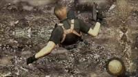 沙漠游戏《生化危机4》第2攻略实况娱乐解说