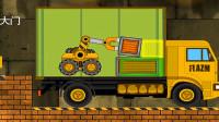 装载卡车:看我怎么玩花式挖掘机