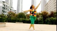 时光幸福广场舞正背面【我和我的祖国】献给建国70周年 祖国万岁