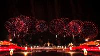 首都国庆联欢活动 开幕礼花:《我爱你中国》