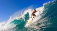 【原创】图鲁斯杜岛冲浪角 马尔代夫居民岛一游