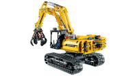 LEGO乐高积木玩具科技机械组系列42006挖掘机套装速拼