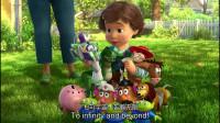 玩具总动员:安弟要小女孩好好保管玩具们,因为他们无比重要!