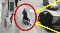 男童独自玩乒乓球,不料遇到人贩子,残疾大哥一脚踢过去太霸气!