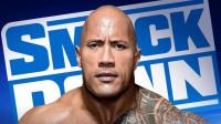 WWE最电力十足的超级巨星巨石强森 北京时间10月5日8点现身SD直播