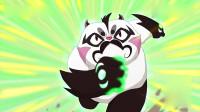 京剧猫:熊猫大叔真是厉害,韵之力量的爆发,真是太强大了!
